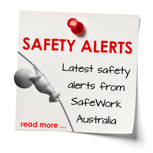 workplace safety alerts